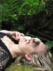 Melissa Weiss Steele Earthen Body photography series 2007