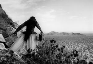 Angel Woman by Graciella Iturbide