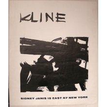 Franz Kline poster from 1958