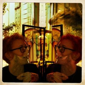 Marina Marioni with hipstamatic salvador lens. so cool.