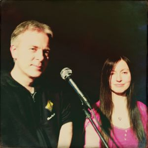 Marcus Katz & Tali Goodwin from England