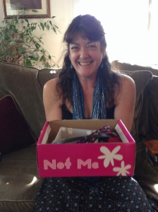 "What do you have to put in the ""Not Me"" box? Good times with allowing the Dark Mother to cut away what no longer serves"