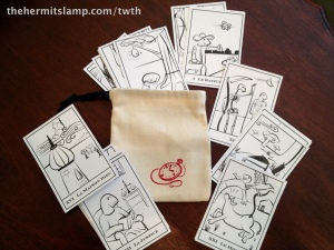 Andrew McGregors Tarot Waiting to Happen deck-get yours now!