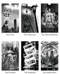 City Mystics Tarot NYC