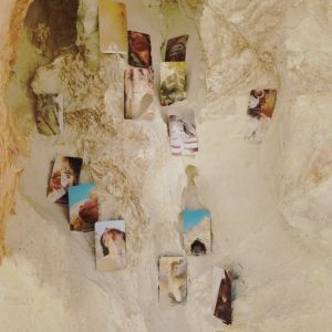 More Oracle of Initiation canyon cards from the Painted Body ritualistic photography series in the deck