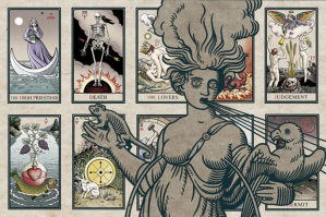 Robert Place's forthcoming 4th edition of The Alchemical Tarot