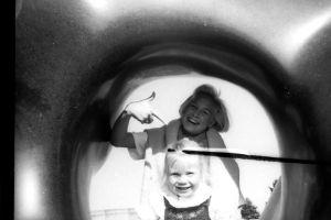 Babysitter joy