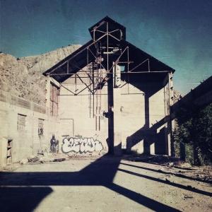 Lime, Oregon abandoned Cement Plant Mellissae Lucia