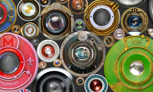 Hipstamatic lenses